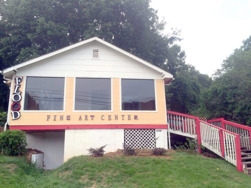 Flood Gallery Residence
